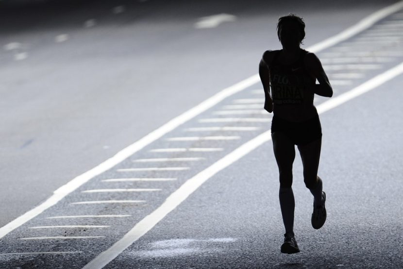 8 steps to pounding the pavement safely
